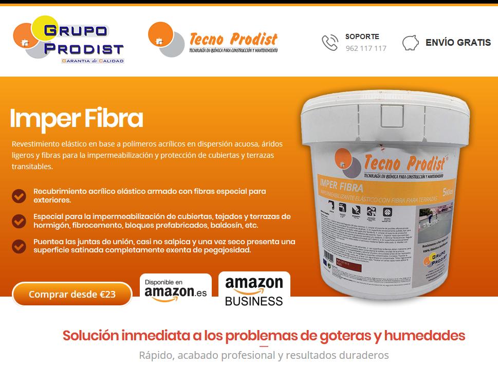 Imper Fibras